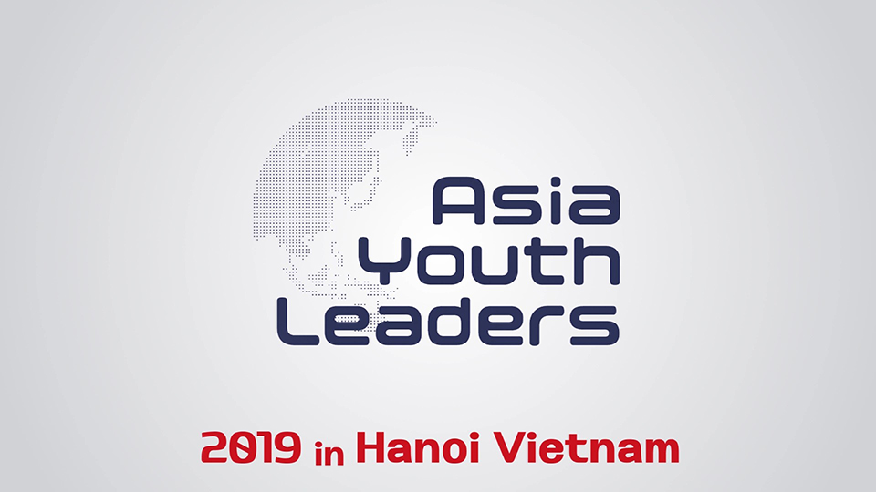 Asia Youth Leaders 2019 in Hanoi