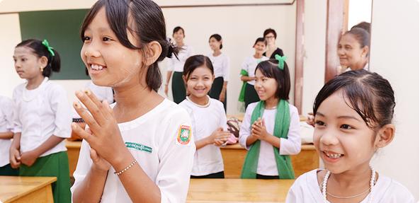 学校建設支援 学校建設支援