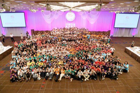 日本 中国 ティーンエイジアンバサダー10周年記念 日本 中国 ティーンエイジアンバサダー10周年記念